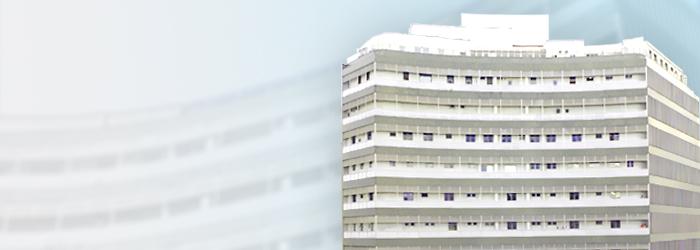 Foto do prédio-sede do INCA