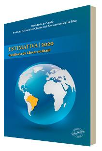 capa da publicação Estimativa 2020, Incidência de câncer no Brasil