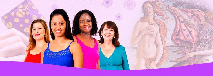 Exposição A mulher e o câncer do colo do útero