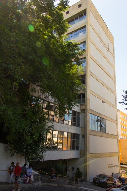 Imagem do Hospital do Câncer III, especializado em Câncer de Mama.