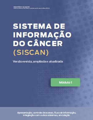 capa manual SISCAN