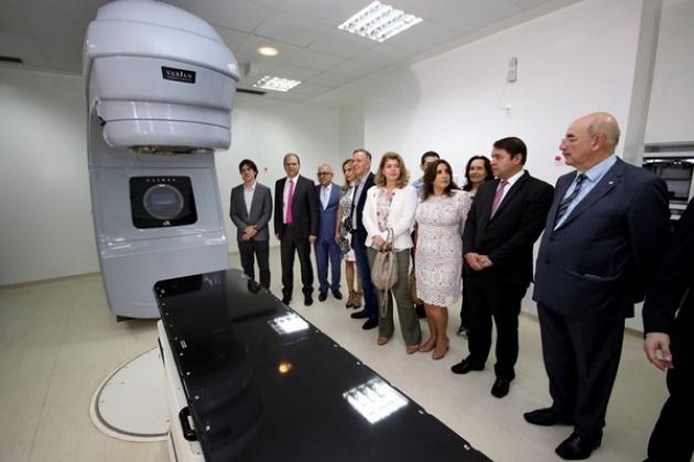 Ministério da Saúde e INCA foram inaugurar o novo aparelho na cidade de Campina Grande (PB)