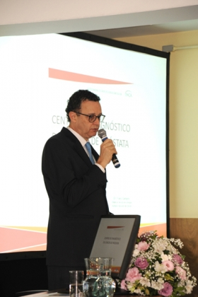 """Franz Campos: """"Novo Centro reduzirá número de pacientes que iniciam o tratamento em fases avançadas"""""""