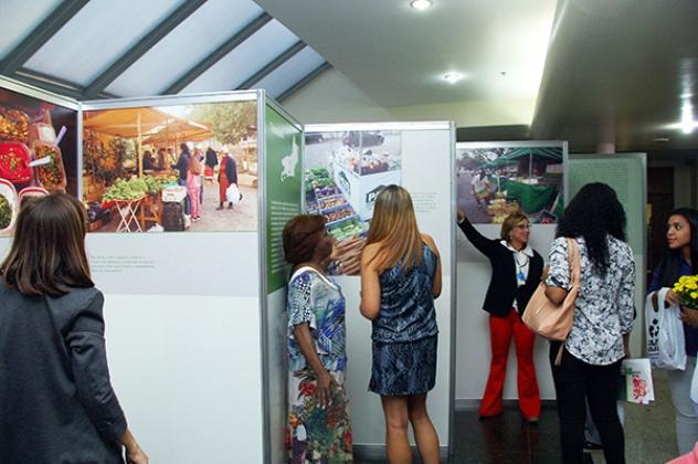 Exposição fotográfica Caminhos da Agroecologia