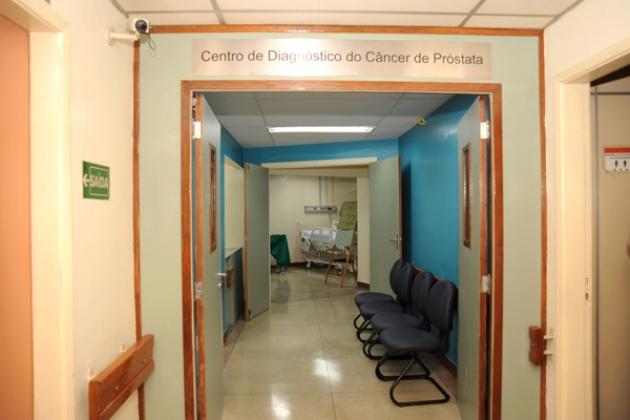 Centro de Diagnóstico do Câncer de Próstata realizará biópsias com anestesia. Instituto é primeira unidade do SUS a oferecer procedimento