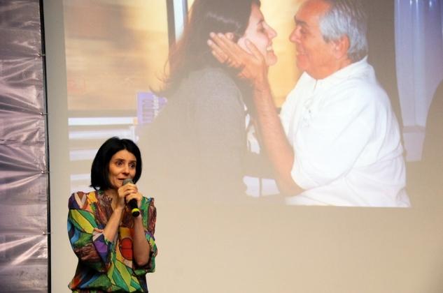 Malga Di Paula, viúva de Chico Anysio, que morreu em consequência do tabagismo