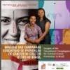 """Projeto - """"História do Câncer - Atores, Cenários e Políticas Públicas""""; Parceria INCA - COC / Fiocruz; Exibição; Imagens das Campanhas Educativas de Prevenção do Câncer do Colo do Útero no Brasil;"""
