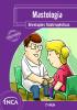 """Capa com o layout roxo e o seguinte título na parte superior: """"Mastologia. Orientações fisioterapêuticas"""". Na parte inferior esquerda, uma ilustração de um médico atendendo uma paciente, ambos sentados."""