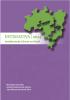 """Imagem com fundo roxo, tem na parte superior o titulo """"Estimativa 2014: Incidência de Câncer no Brasil"""". Ao lado está uma ilustração do mapa do brasil verde em formato de quebra-cabeças."""