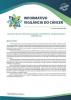 Capa do Informativo de Vigilância do Câncer